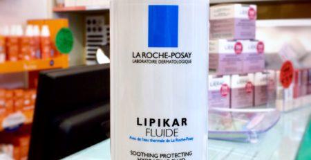 lipikar; fluido; cosmetica; latte corpo; farmacia; laroche-posay; pisa; offerte